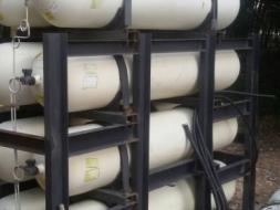 ขายชุดถังก๊าซNGVถอดออกจากหัวลากโปร์เฟีย