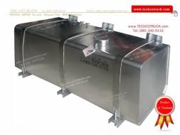 ขาย ถังน้ำมัน 200 ลิตร - 600 ลิตร รถบรรทุก Hydrolic Fuel Tank