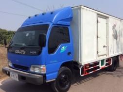 ISUZU NQR 150แรง รถห้างแท้ ยาว 5.5 ม. เครื่องดี ยางดี ครัทซีสวย รถเดิมๆ พร้อมใช้งาน ขาย 590,000 บาท