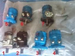 มอเตอร์ไฮดรอลิค motor hydrulic