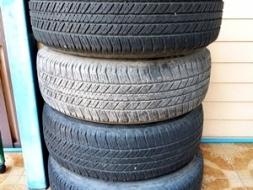 ขายยาง Bridgestone 4 เส้น 265/65/17 ยางปี 2012  ขาย2000