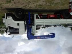 ฟรีดาวน์รถบรรทุกติดเครน ดาวน์ต่ำ 10 ล้อ  FVM240 FVZ300  ราคาถูก