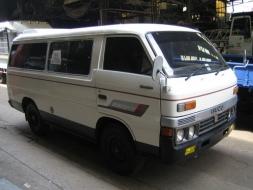 ขายรถตู้ ISUZU รุ่น TL รถตู้ไซด์ 4 ล้อกลาง
