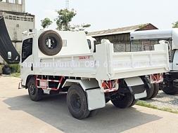 รถบรรทุกอีซูซุกระบะดั๊ม NMR 6 ล้อเล็ก 130 แรงม้า
