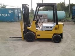 ขายรถฟอร์คลิฟ TCM FG 20 N 2  ติดต่อยุด 081-987-0866