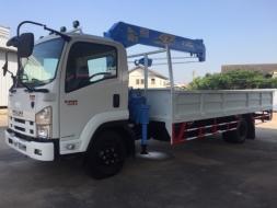 ขายรถบรรทุกติดเครนFRR190 ยาว 6.50 เมตร ติดเครนเก่าญี่ปุ่น 3 ตัน