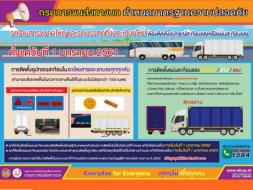 แผ่นสะท้อนแสงติดรถบรรทุก 3M แถบสะท้อนแสงสีเหลือง 3M UNECE R104 E1