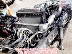 ขายเครื่อง JO8C Turbo intercooler 260 แรง ปั้มใหญ่ เร่งสาย ของครบ