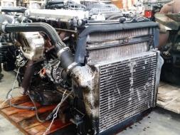 ISUZU 4HE1 Turbo Intercooler 150 แรงม้าเต็ม อุปกรณ์ครบ มีเลข