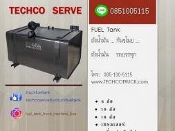 ถังน้ำมัน รถบรรทุก โทร 085-100-5115  www.TECHCOTRUCK.com