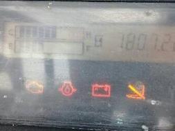 โฟล์คลิฟท์TOYOTA8 1.5ตัน LPGจากโรงงาน รถปี2016 1,XXXชั่วโมง