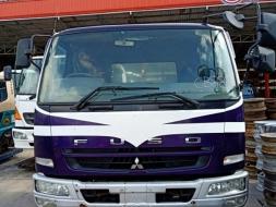 ขายหัวพร้อมเครื่อง FUSO FM1524 (หัวปลาดุก) 6M60 Turbo 240
