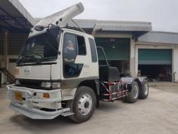 รถหัวลาก 10 ล้อ HINO FM1JKPA สิงห์ไฮเทค รถห้างฯ 245 แรงม้า