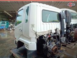 หัวเก๋ง FUSO 627 เครื่อง 6D16 Turbo inter EURO2 มือสองญี่ปุ่น
