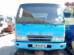 หัวเก๋ง FUSO 628 เครื่อง 6D16 Turbo intercooler EURO2