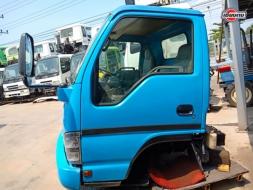 ขายหัวเก๋ง ISUZU NPR NQR 175 สีฟ้าตรงเมืองไทย