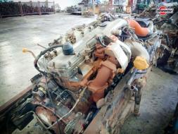 ขายเครื่อง HINO P11C Turbo 320 ตรงรุ่นเมืองไทย เครื่องนอกนำเข้า