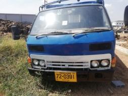 ขายรถหกล้อดั๊ม isuzu ks