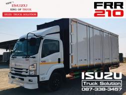 ISUZUรถบรรทุก6ล้อ FRR 210 แรงม้าสนใจติดต่อ 087-338-3457 ฟลุ๊คครับ