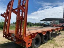 ขายหาง โรเบท 3 เพลา กว้าง 2.8 เมตร ยาว 12.5 เมตร สภาพดี มีทะเบียน