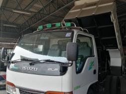 ขายรถบรรทุกมือ2 ISUZU 6ล้อดั๊ม พร้อมใช้งาน