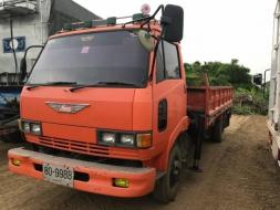 ขายรถหกล้อ Hino ซูเปอร์เสี่ย ติดเฮีย3 ตัน 092-4655465